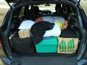 wie gro ist das kofferraum volumen des bmw active tourer karosserie blech anbauteile. Black Bedroom Furniture Sets. Home Design Ideas