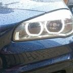 Frontansicht LED-Scheinwerfer, Tagfahrlicht