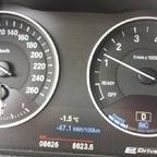 max. Rekuperation in kWh/100km