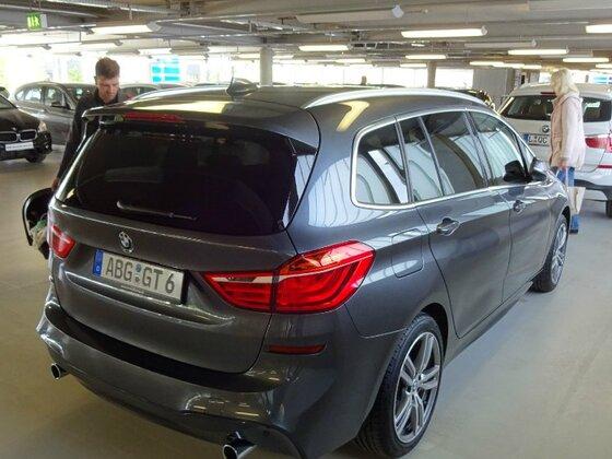 Abholung bei BMW NL Leipzig