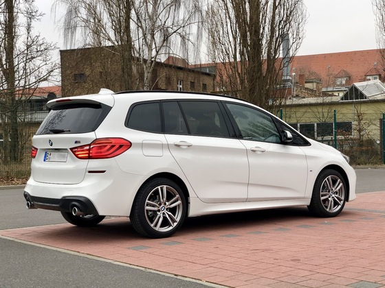 BMW Gran Tourer 218d (Mj. 2019)