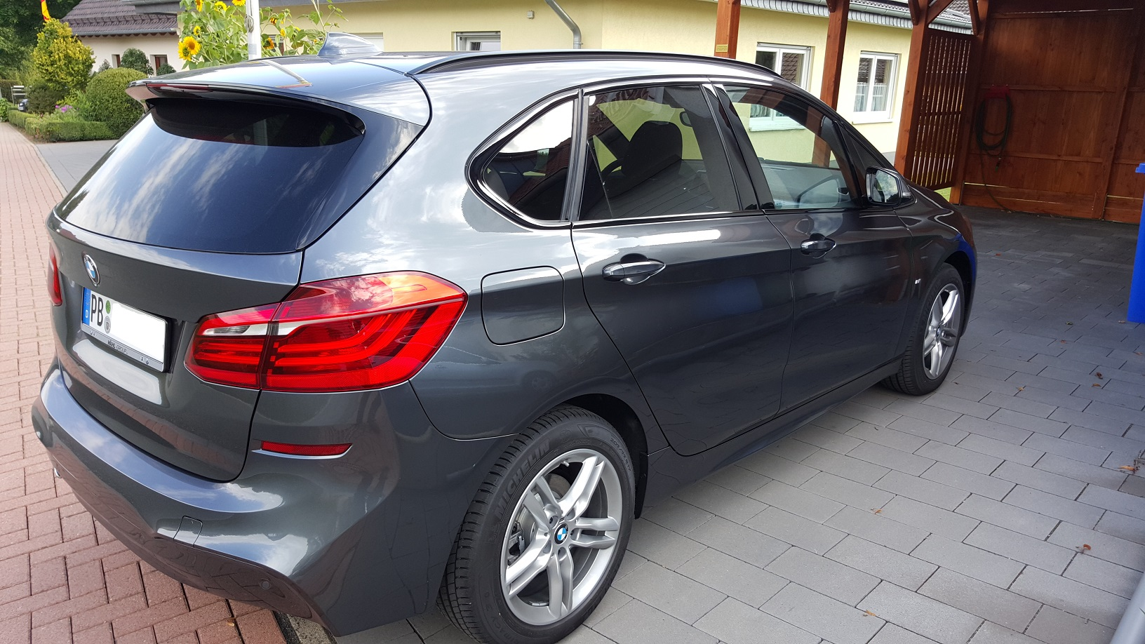 mineralgrau 218i automatik msport paket galerie 2er bmw active tourer forum 2er bmw gran. Black Bedroom Furniture Sets. Home Design Ideas