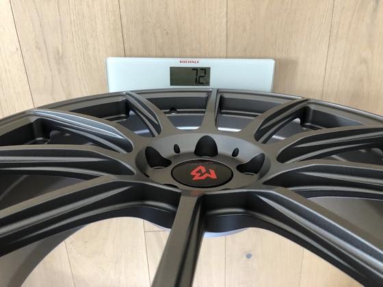 MB Design MF1 8x19 ET45
